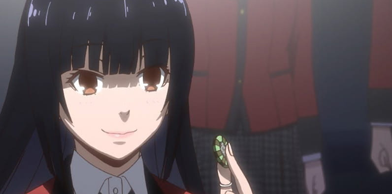 Kakegurui – the Modern Anime