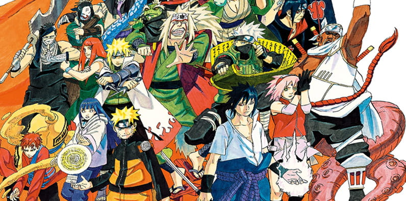Naruto – The All-Time Favorite Anime